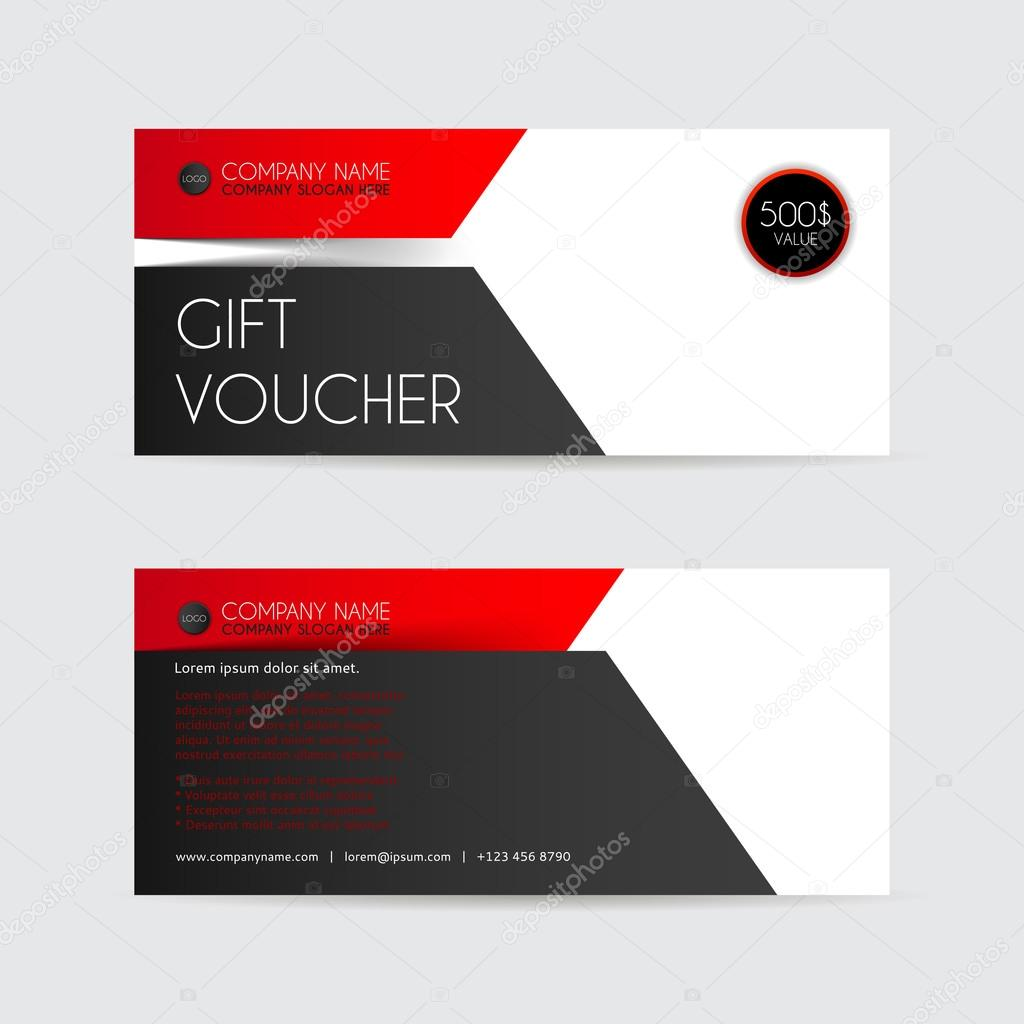 red and black gift voucher template stock vector copy avgust red and black gift voucher template stock vector 97756544