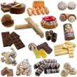 Food collection Confectionery. — Stock Photo #59227511