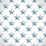Seamless stars pattern polygonal geometric stylized design — Stock Vector #75777219