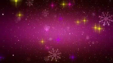 星星地毯循环 — 图库视频影像