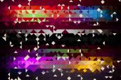 Abstract powerful background pattern — Stock Photo
