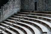 Ancient arena — Stock Photo