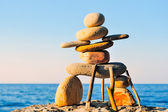 Inukshuk — Stock Photo