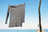 Striped shirt — Stock Photo