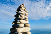 Pyramidal Zen — Stock Photo