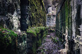 Gamla katakomberna — Stockfoto