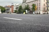 Century avenue of street scene — Stock Photo