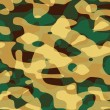 Camouflage Fabric Textures, Texture 4 — Stock Photo #54863973