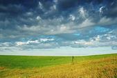 Ciel nuageux — Photo