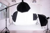 Studio.Behind the scenes. — Stock Photo