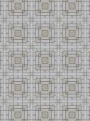 Kaleidoskop der Linien — Stockfoto
