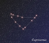 星座やぎ座 — ストックベクタ