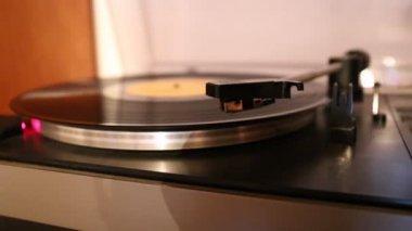 Gramophone — Stockvideo