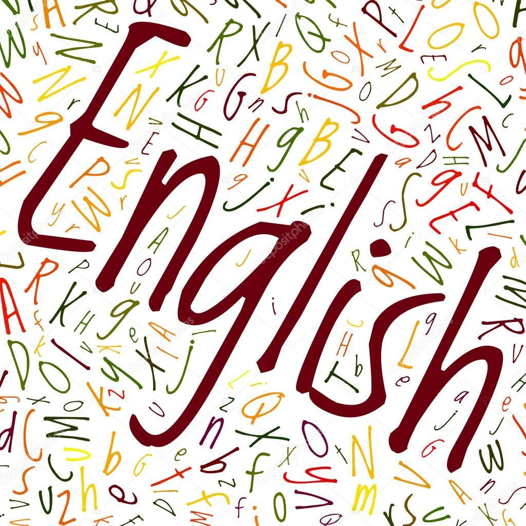 Скачать английский алфавит в word