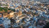 Bundi cityscape — Stock Photo
