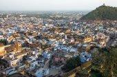 Bundi cityscape — Foto de Stock