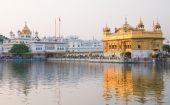 Golden temple, Amritsar - India — Stock Photo