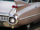 Cadillac — Stock Photo
