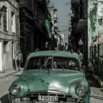 Old car in Havana, Cuba — Stock Photo #65021377