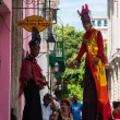 Carnival in Havana, Cuba — Stock Photo #65023415