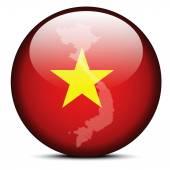 Socialist Republic of Vietnam — Stock Vector