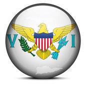 United States Virgin Islands — Stock Vector
