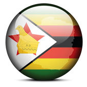 Republic of Zimbabwe — Stock Vector