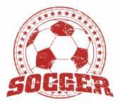 Soccer Design - Vintage — Stock Vector
