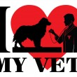 I Love My Vet — Stock Vector #63072423