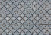 Detalle de algunos típicos azulejos portugueses — Foto de Stock