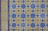 Traditionell portuguese tiles — Stock Photo