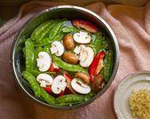 Gröna grönsaker — Stockfoto