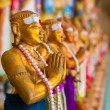 Inside a Hindu temple — Stock Photo #56597655
