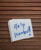 Help! — Stock Photo