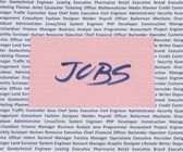 Jobs, Vacancies and Openings — Stock Photo