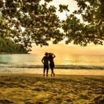 Romantic getaway — Stock Photo #56604407
