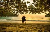 Romantic getaway — Stock Photo