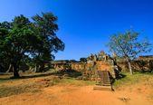 Um antigo templo — Fotografia Stock