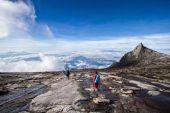 Mount Kinabalu — Stockfoto