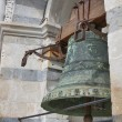 Bell in Leaning Tower of Pisa — Stock Photo #56492053