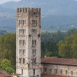 The San Frediano church tower in Lucca, Italy.  — Stock Photo #60275671