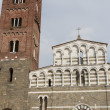 The Church of San Pietro Somaldi in Lucca, Italy — Stock Photo #60275707