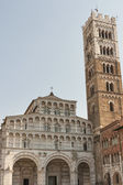 Cathedral of San Martino in Lucca, Italy — Stock Photo