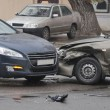 Car accident in the city — Stock Photo #62630267