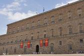 Palais Pitti, plus grand musée de complex à Florence. — Photo