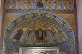 Porec Euphrasian Basilica interior, Croatia — Stock Photo