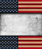 American flag — Stock Photo
