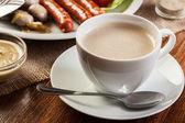 朝食のコーヒー 1 杯 — ストック写真