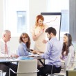 Business people at meeting — Stock Photo #52397387