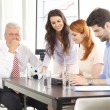 Business people at meeting — Stock Photo #52397409